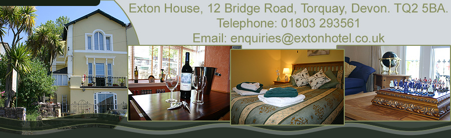 Exton House bed and breakfast