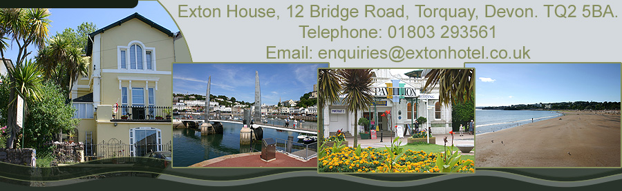 Torquay and Torbay tourist information