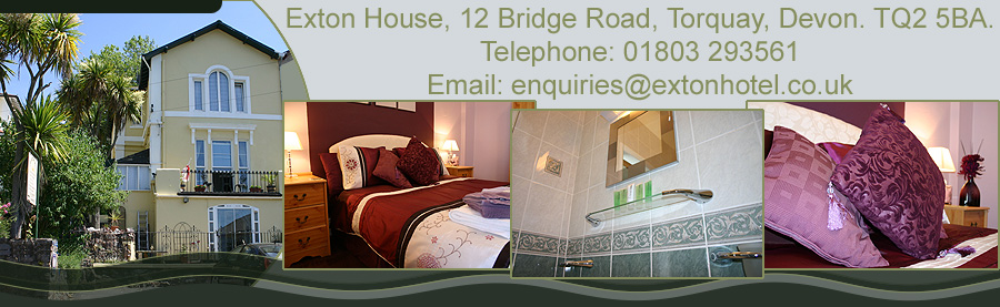 Email Exton House Torquay